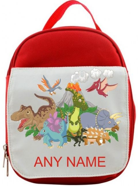 Dinosaurs Lunch Bag 2